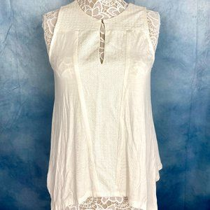 Adrianna Papell Womens Blouse - Size S